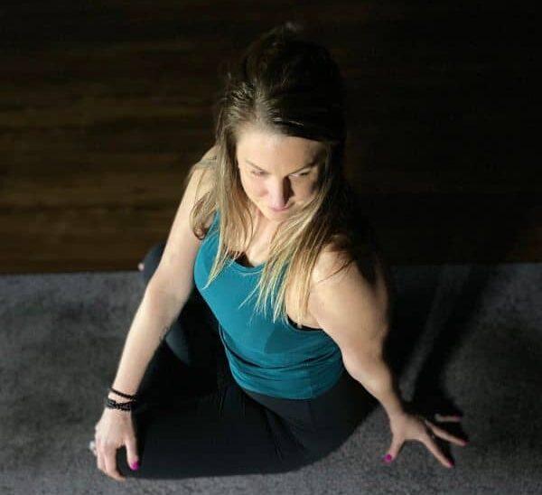 Angela Yim Teacher at Ignite Yoga Centerville yoga studio