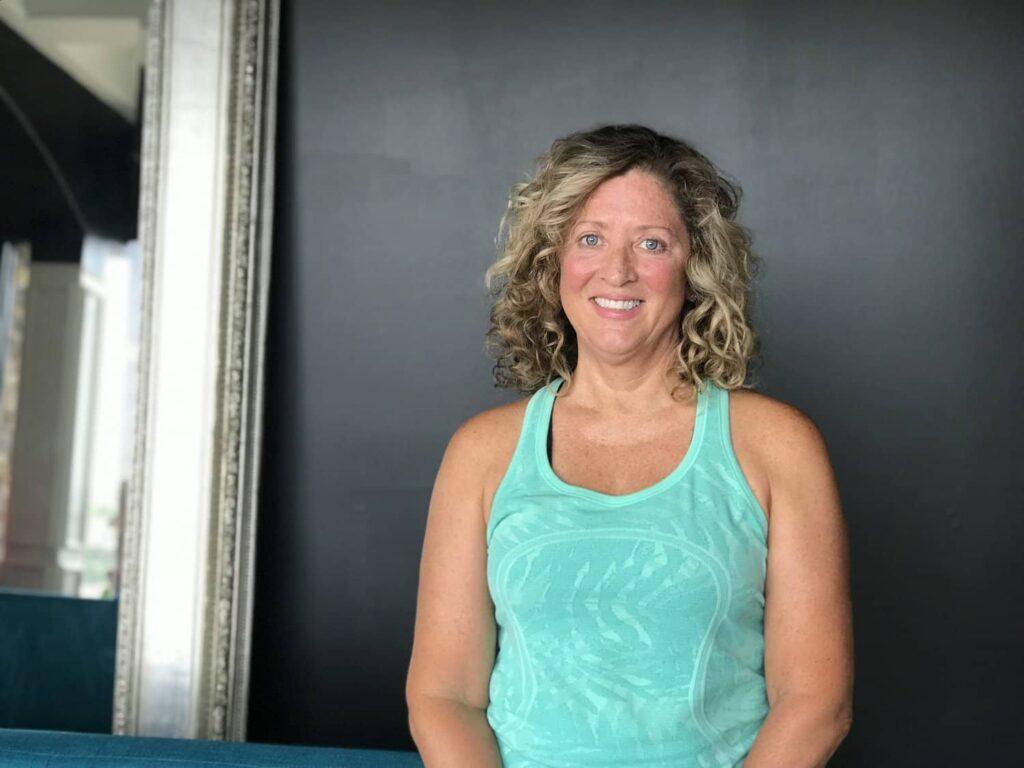 Jacqui Bolger Teacher at Ignite Yoga Centerville yoga studio