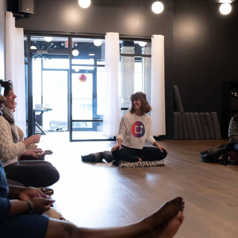 Anna Beckmeyer Teacher at Ignite Yoga Centerville yoga studio