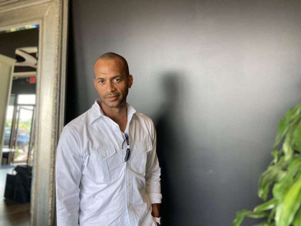Yusef Thomas Teacher at Ignite Yoga Centerville yoga studio