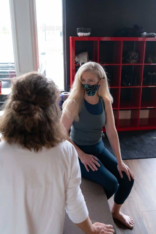 Kathleen Crosby Teacher at Ignite Yoga Centerville yoga studio