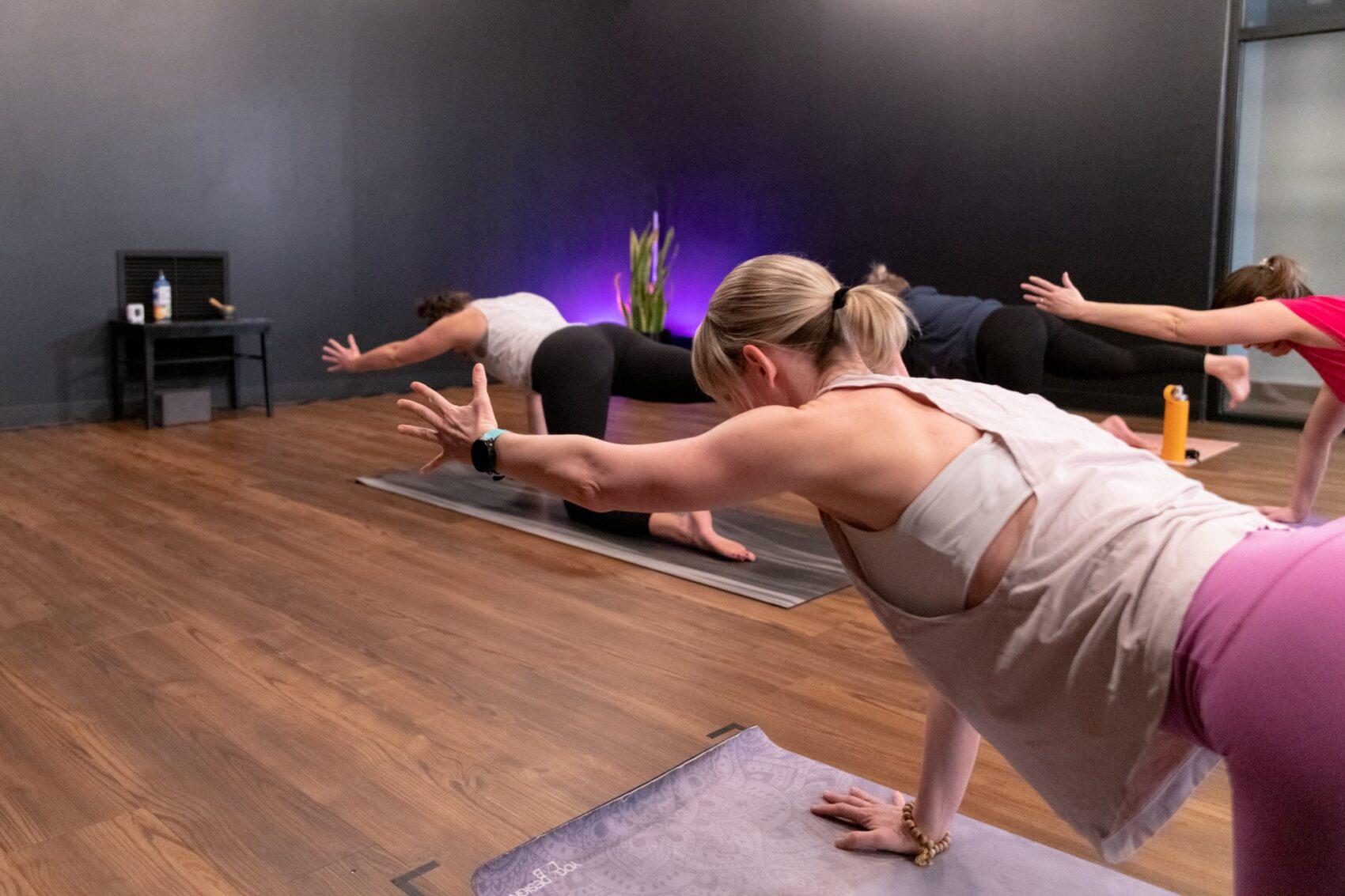 Springboro Yoga Studio Ignite Yoga